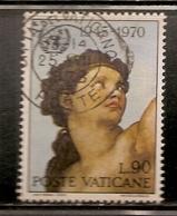 VATICAN   N°   511  OBLITERE - Oblitérés