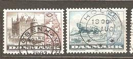 Denmark: Full Set Of 2 Used Stamps, Nordic Cooperation Issue, 1983, Mi#772-773 - Dänemark