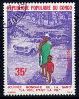 CONGO - 469° - JOURNEE MONDIALE DE LA SANTE - Oblitérés