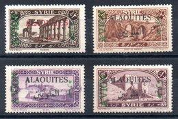 Alaouites Luftpost Y&T PA 5* - PA 7*, PA 8** - Alaouites (1923-1930)