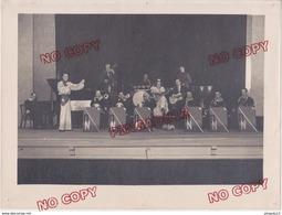 Au Plus Rapide Marseille L'Odéon Musique Orchestre Jazz 1941 - Personnes Identifiées
