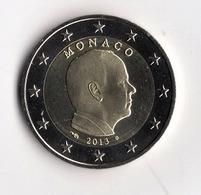 ** RARE 2 EUROS MONACO 2013 NEUVE  ** /1 - Monaco