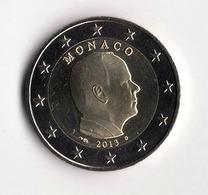 ** RARE 2 EUROS MONACO 2013 NEUVE  ** /2 - Monaco