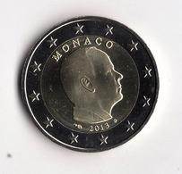 ** RARE 2 EUROS MONACO 2013 NEUVE  ** /3 - Monaco