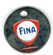 Luxembourg Jeton/Token (Fina) - Tokens & Medals