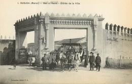 LEGION ETRANGERE OUDJDA Bab Et Renis : Entrée De La Ville - Autres