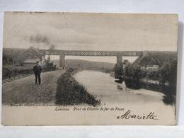 Tamines. Le Pont De Chemin De Fer De Fosse - Sambreville