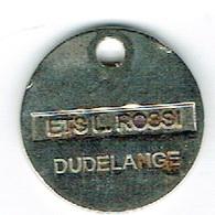 Luxembourg Jeton/Token (Dudelange Ets.L.Rossi) - Tokens & Medals