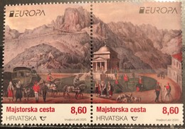 Croatia, 2020, Mi: 1466/67 (MNH) - Croatia