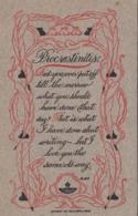 Philosophy ; PROCRASTINITIS , 1911 - Philosophy