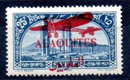 Alaouites Luftpost Y&T PA 16* - Alaouites (1923-1930)