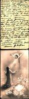 16066A)   GESU' ADORATO NELLA CROCE - Jesus