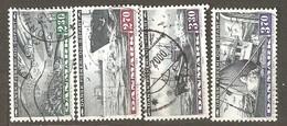 Denmark:  Full Set Of 4 Used Stamps, Fishing And Shipping, 1984, Mi#812-815 - Dänemark