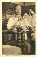 CAMBODGE - SA MAJESTE MONIVONG, ROI DU CAMBODGE - Cambodia