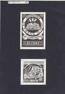 Solidariteit - Vergrootglas - Postzegel Album - Bookplates