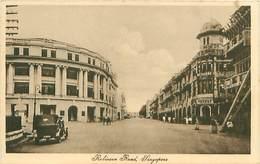 SINGAPOUR - SINGAPORE - ROBINSON ROAD - Singapour