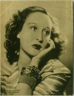 CLARA CALAMAI ( PRATO )  - ACTRESS  - FOTO VENTURINI - EDIZIONE RIZZOLI 1941 (8310) - Célébrités