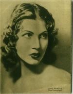 LUISA FERIDA ( CASTEL SAN PIETRO TERME )  - ACTRESS  - FOTO VENTURINI - EDIZIONE RIZZOLI 1941 (8311) - Célébrités