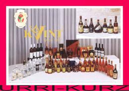 TRANSNISTRIA 2012 Beverages Of Tiraspol Winery & Distillery Wine & Brandy Factory KVINT Postcard Card - Moldova