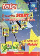 RIVISTE: TUTTOCARD Magazine/Mania + RIVISTA TELECART - Schede Telefoniche
