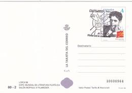 España Sobre Nº 3258 Tarjeta - 1931-Heute: 2. Rep. - ... Juan Carlos I