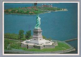 US.- NEW YORK HARBOR. STATUE OF LIBERTY. GATEWAY TO AMERCA. - Freiheitsstatue