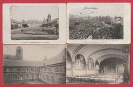 N-D De Bonne Espérance - Séminaire - 4 Cartes Postales - Estinnes
