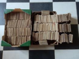 POUR NE PAS JETER Gros Lots 20 Kg De CPA / CPSM Format CPA Abimées / Très Abimées - 500 Postkaarten Min.