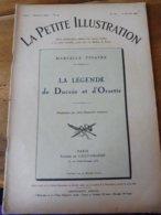 LA LEGENDE DE DUCCIO ET D'ORSETTE , Par Marcelle Tinayre   - Illustrations De Aug-François Gorguet  (année 1923) - Autres