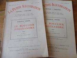 LE BOUCLIER D'ALEXANDRE , Par Marcelle Tinayre   - Illustrations De Aug-François Gorguet  (année 1922 - Autres