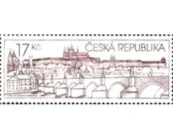 Ref. 249817 * MNH * - CZECH REPUBLIC. 2010. PRAGUE CASTLE EXHIBITION . EXPOSICION EL CASTILLO DE PRAGA - Repubblica Ceca