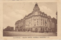 LUXEMBOURG. Grand Hôtel Central Molitor - Luxembourg - Ville