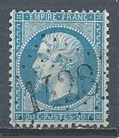 France YT N°16 Napoléon III Oblitéré ° - 1862 Napoléon III
