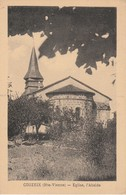 87 - COUZEIX - Eglise, L' Abside - Frankrijk