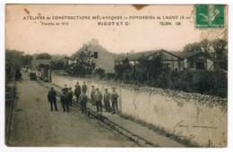 Q838 - Ateliers De Constructions Mecaniques Et Fonderies De Lagny - RIGOT Et Cie - Lagny Sur Marne