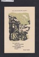Guido GEZELLE - Zalig Nieuwjaar - Bookplates