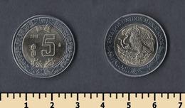 Mexico 5 Pesos 2018 - Mexico