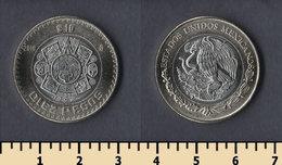 Mexico 10 Pesos 2018 - Mexico