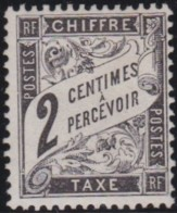 France  .    Yvert     .     Taxe  11       .     (*)     .   Pas De Gomme   .  /   .  No Gum - 1859-1955 Neufs