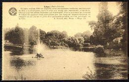 LIEGE / LUIK - Parc D'Avroy - Non Circulé - Not Circulated - Nicht Gelaufen. - Liege