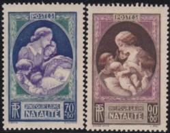 France    .    Yvert     .   440/441       .      **     .    Neuf SANS Charniere   .   /   .   MNH - France