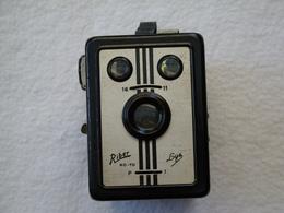 Appareil Photo Riber Avec Housse Cuir Kodak. - Cámaras Fotográficas