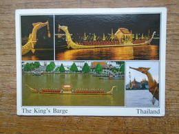 Thailand , The King's Barge - Thailand