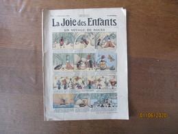 LA JOIE DES ENFANTS N°41 DU 7 SEPTEMBRE 1905 - Books, Magazines, Comics