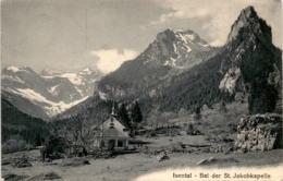 Isental - Bei Der St. Jakobkapelle (260) * 7. 7. 1923 - UR Uri