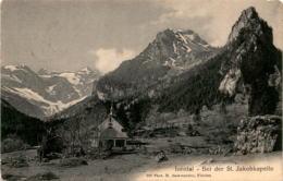 Isental - Bei Der St. Jakobkapelle (260) * 2. 8. 1919 - UR Uri