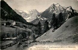 Isental - Grosstal Mit Engelbergerstock Und Bürenstock (261) * 24. 7. 1911 - UR Uri