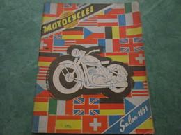 MOTOCYCLES - SALON 1951 (96 Pages) - Auto/Moto