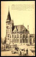 LIEGE / LUIK - Hôtel Des Postes - Non Circulé - Not Circulated - Nicht Gelaufen. - Luik