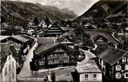 Bürglen (Uri) Mit Windgälle (1561) * 2. 9. 1953 - UR Uri